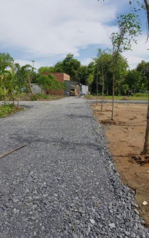 Bán đất nền gốc 2 mặt tiền diện tích 149m2, đường lộ giới 12 thuộc xã tân trạch gần chợ tân trạch.