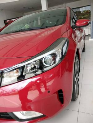 Bán xe Kia Cerato 1.6 AT, giá tốt nhất thị trường, hỗ trợ vay đến 80%