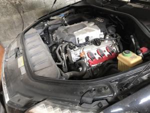 Cần bán xe Audi Q7 2012 màu đen nhập khẩu Đức