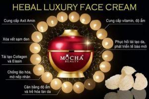 Kem Face Dành Cho Da Nhạy Cảm Mocha