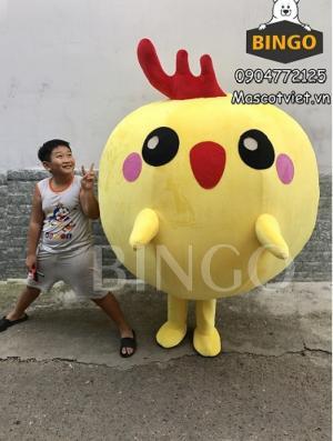 May mascot, xưởng may mascot giá rẻ toàn quốc