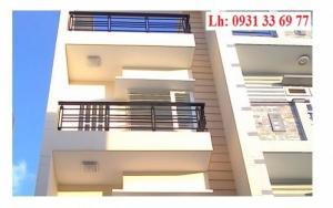 Bán nhà HXH 6.5m đường Trần Hưng Đạo-Trần Đình Xu, Q1, dt 4.45X18m, giá rẻ