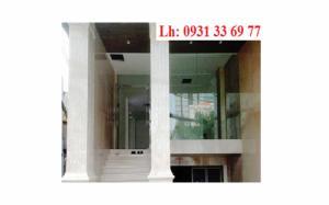 Bán nhà Quận 1, Nguyễn Trãi 11x16m, hầm 7 tầng, thu nhập 170 triệu/th
