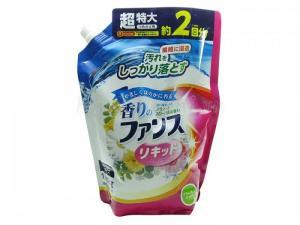 Nước giặt cao cấp KAORI NO FUNS (Hương Hoa) 1,65 KG- Nhật Bản