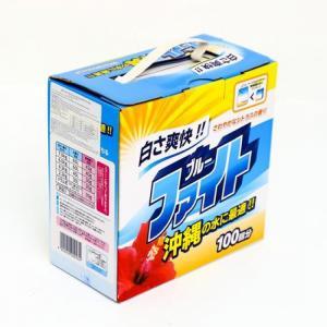 Bột Giặt Trắng Sáng Blue Fighting 2.0Kg