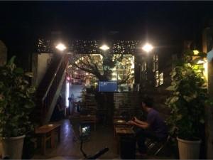 Sang nhượng quán cafe Panda