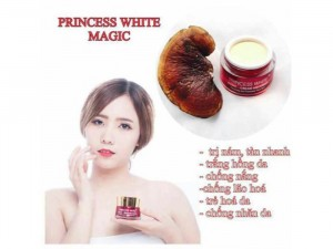 Kem Đặc Trị Nám Magic Princess White