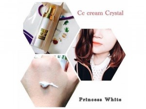 CC Cream Princess White