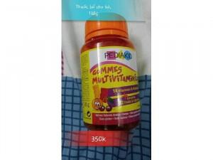 Sản phẩm Vitamin tổng hợp dành cho bé
