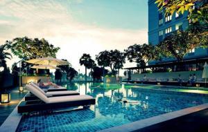Bán căn hộ 75m2 - 3 phòng ngủ view công viên hồ bơi giá từ chủ đầu tư