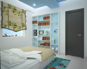 Bán căn hộ 2 phòng ngủ 2 tolet tại Thuận An...