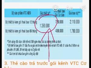 Đầu Thu Vtc Hd9