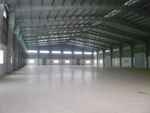 Cho thuê nhà xưởng, kho mới xây tại Việt Trì...