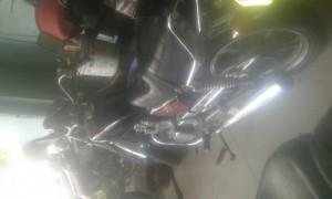 Cần bán moto cubtom 125 cc bs 60 đồng nai
