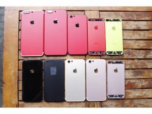 Thay độ vỏ iPhone 5,5s,6,6s,6plus,6s plus