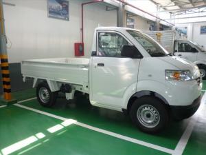 Xe Tải Nhập Khẩu Suzuki Carry Pro Giá Tốt 312 Triệu