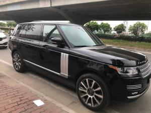 Bán Range Rover LWB màu đen model 2015 đăng ký 2016 bản 5 chỗ,xe đẹp biển siêu VIP