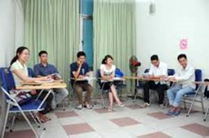 Khai giảng lớp Tiếng Anh giao tiếp ở Bình Dương