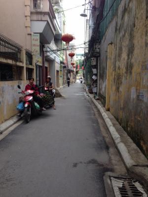 Bán nhà 3 tầng Phúc Đồng – Long Biên DT 58.9m MT 5,86m Giá 2,5tỷ