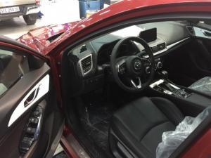 Mazda 3 facelift 2017 thanh toán 180 triệu - lăn bánh