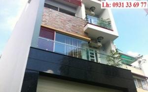 Bán nhà mặt tiền Calmette - Đặng Thị Nhu, Q1, DT: 4,5mx20m, 4 tầng, giá 36 tỷ
