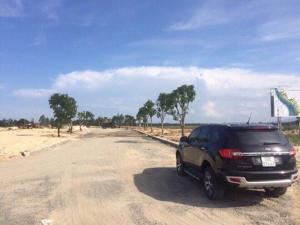 Đất nền giai đoạn 1 đã có cây xanh và đường chính