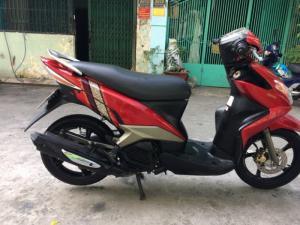 Yamaha luvias 125 màu den đỏ chính chủ