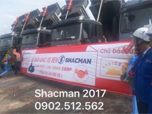 Xe ben shacman 2017 hot nhất thị xã Gia Nghĩa