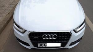 Audi Q3, động cơ 2.0  sản xuất 2012, đăng ký 2013, tên tư nhân chính chủ, Biển Hà Nội