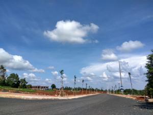 Đất nền TTTX Buôn Hồ, sổ đỏ liền tay, gần ngay Trung tâm hành chính mới.