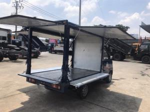 Xe tải dongben thùng kín 770 kg thùng cánh...