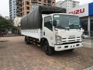 Xe tải Isuzu 5.5 tấn thùng siêu dài