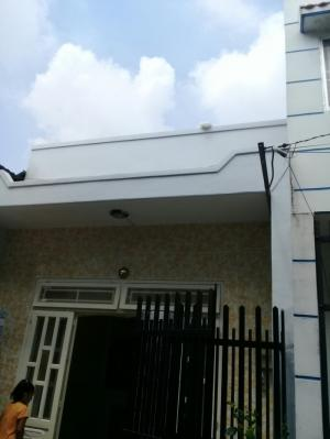 Nhà mới xây HXH 6x9 QL 1K F. Linh Xuân Thủ Đức sổ hồng giá 2,1 tỷ (miễn trung gian)