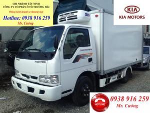 Bán xe đông lạnh 2 tấn, xe tải KIA đông lạnh 2 tấn, xe đông lạnh KIA 2 tấn