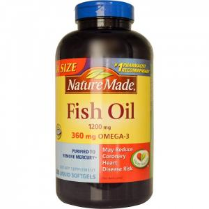 Vitamin bổ sung DHA Fish Oil