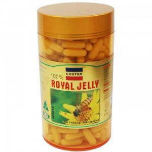 ROYAL JELLY – Sữa Ong Chúa Hiệu COSTAR 1450mg...
