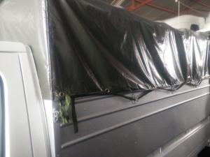 Xe tải Dongben 810 kG – 810k Thùng mui bạt