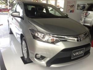 Toyota Vios 1.5E số sàn, động cơ xăng