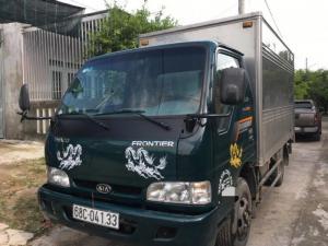 Kia k165 tải 2t3 thùng kín 2015