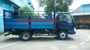 Xe tải 1.5 tấn vào thành phố, xe tải jac