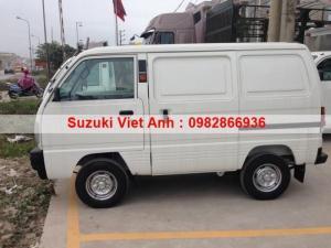Đại lý suzuki việt anh Bán Xe tải cóc Super carry Blind Van xe tải nhẹ giá tốt nhất