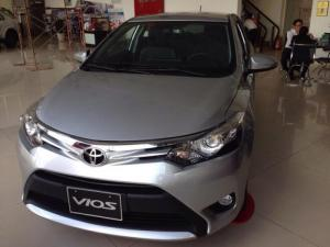 Khuyển mãi tháng 6 Toyota Vios 2017