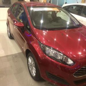 Fiesta Titanium 2017,đủ màu,xe giao nhanh,gói...
