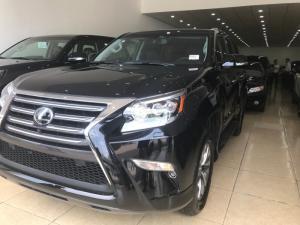 Bán Lexus GX460 nhập khẩu Mỹ sản xuất 2017 mới 100% xe giao ngay, bản đủ đồ