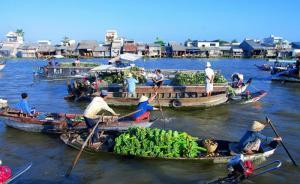 Tour Châu Đốc - Hà Tiên - Cần Thơ (DL Việt Nhật)