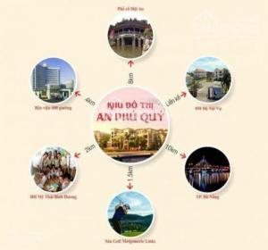 Mở bán lô góc 2 mặt tiền KĐT Phú Quý  nơi có vị trí đẹp