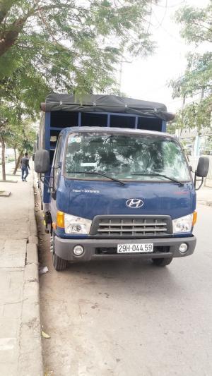 Bán xe tải hyundai hd700 đồng vàng ,nhập khẩu hàn quốc