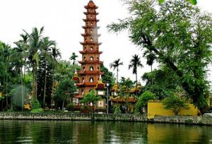 Tour Hà Nội - Hạ Long - Ninh Bình (CTY DL VIỆT NHẬT)