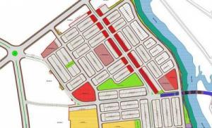 Đất chợ Bến Cát, giá 420 triệu/100m2