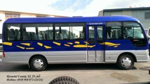 Xe Hyundai County 29 chỗ giá rẻ nhất tp  - Xe 29 chỗ giá rẻ - Xe Hyundai County 29 chỗ